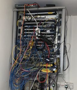 Picture of server